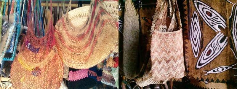 Noken, Kerajinan Khas Papua / Foto : www.palingindonesia.com