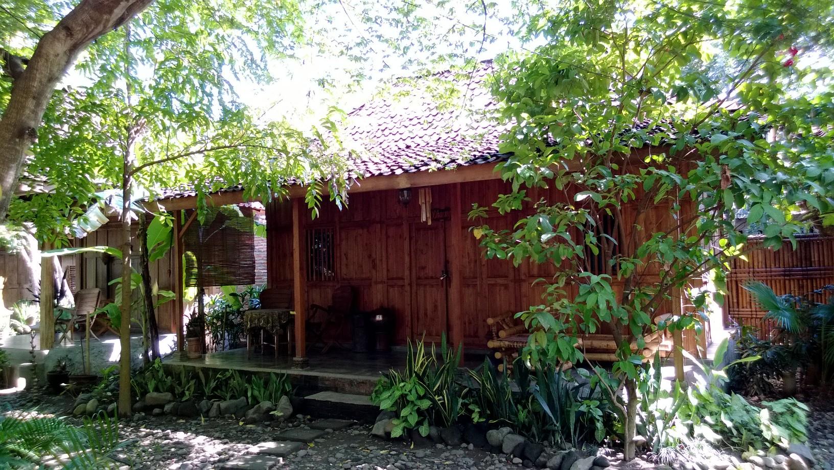 Salah Satu Homestay Desa Wisata Tembi Jogja - Foto:Anna Fardiana
