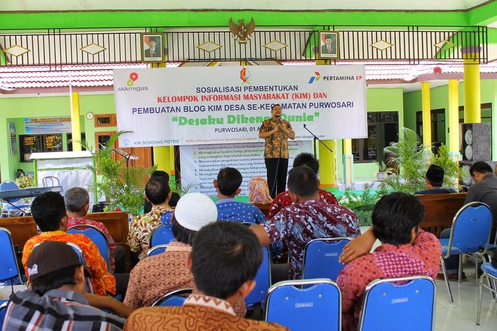 11 KIM Desa Terbentuk di Kecamatan Purwosari