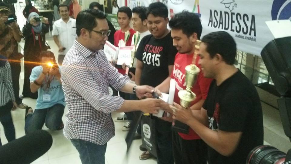 Gampong Cot Baroh Raih Juara Satu Gampong IT Se Aceh / Foto oleh Donnybu - ICT Watch