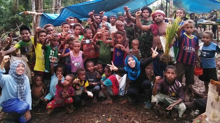 Nusantara Sehat di Tanah Papua / Dok. Nesya