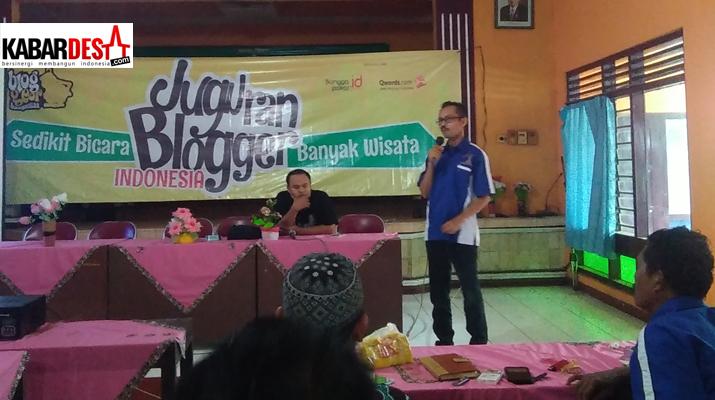 Pak Purwanto, Ketua Kelompok Tahu Sari Delai