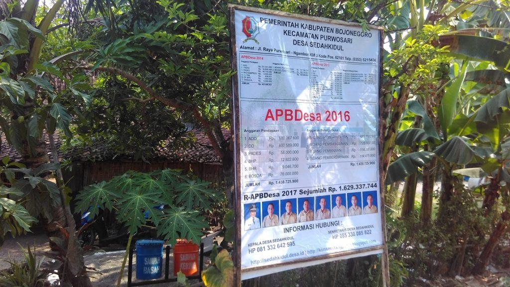 Lokasi : Etanan (RT.03&04) Desa Sedahkidul Kecamatan Purwosari Kabupaten Bojonegoro
