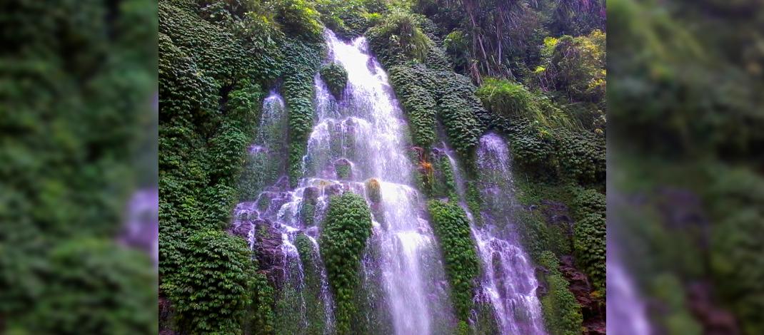 Curug Maung / Foto : Alan Gumay