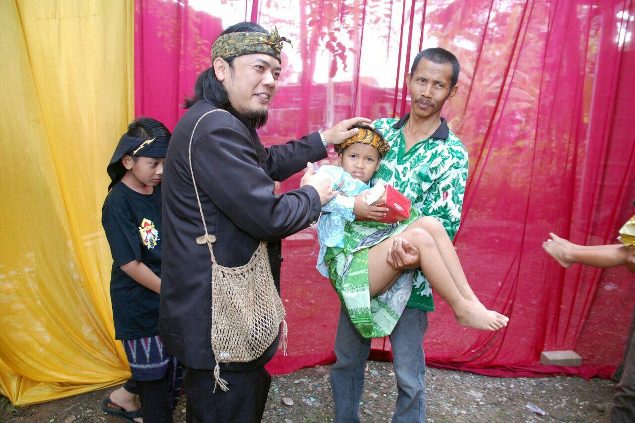 Paguyuban Kebudayaan Sunda Gelar Khitanan Masal