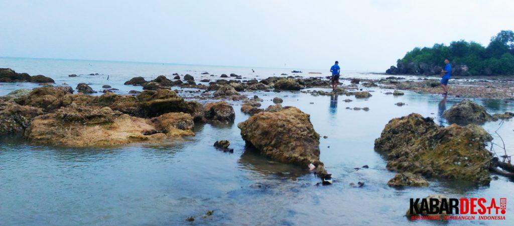 Air Terjun Toroan langsung bermuara di laut / Dok.pri - Firmansyah