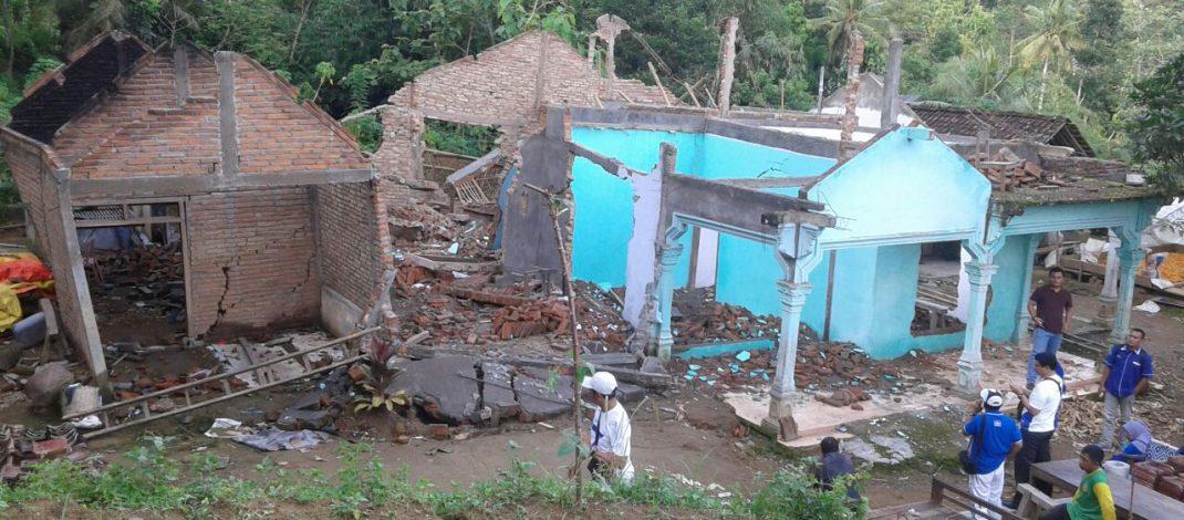 Korban Bencana Longsor Desa Tempuran Minim Perhatian Pemerintah