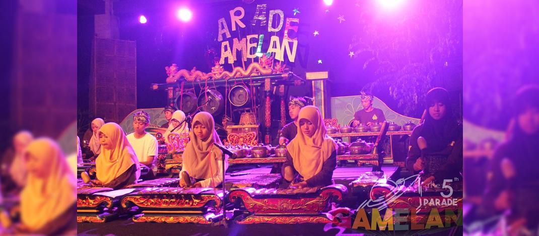 Event Parade Gamelan 5 Tahun 2015 - Foto oleh ParadeGamelan.com