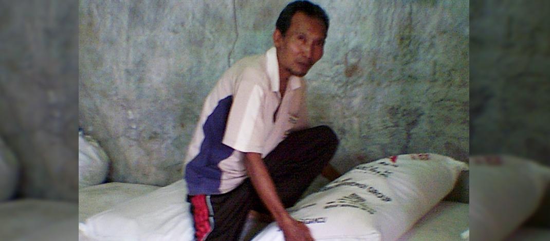 Zaenudin, Ketua Gapoktan