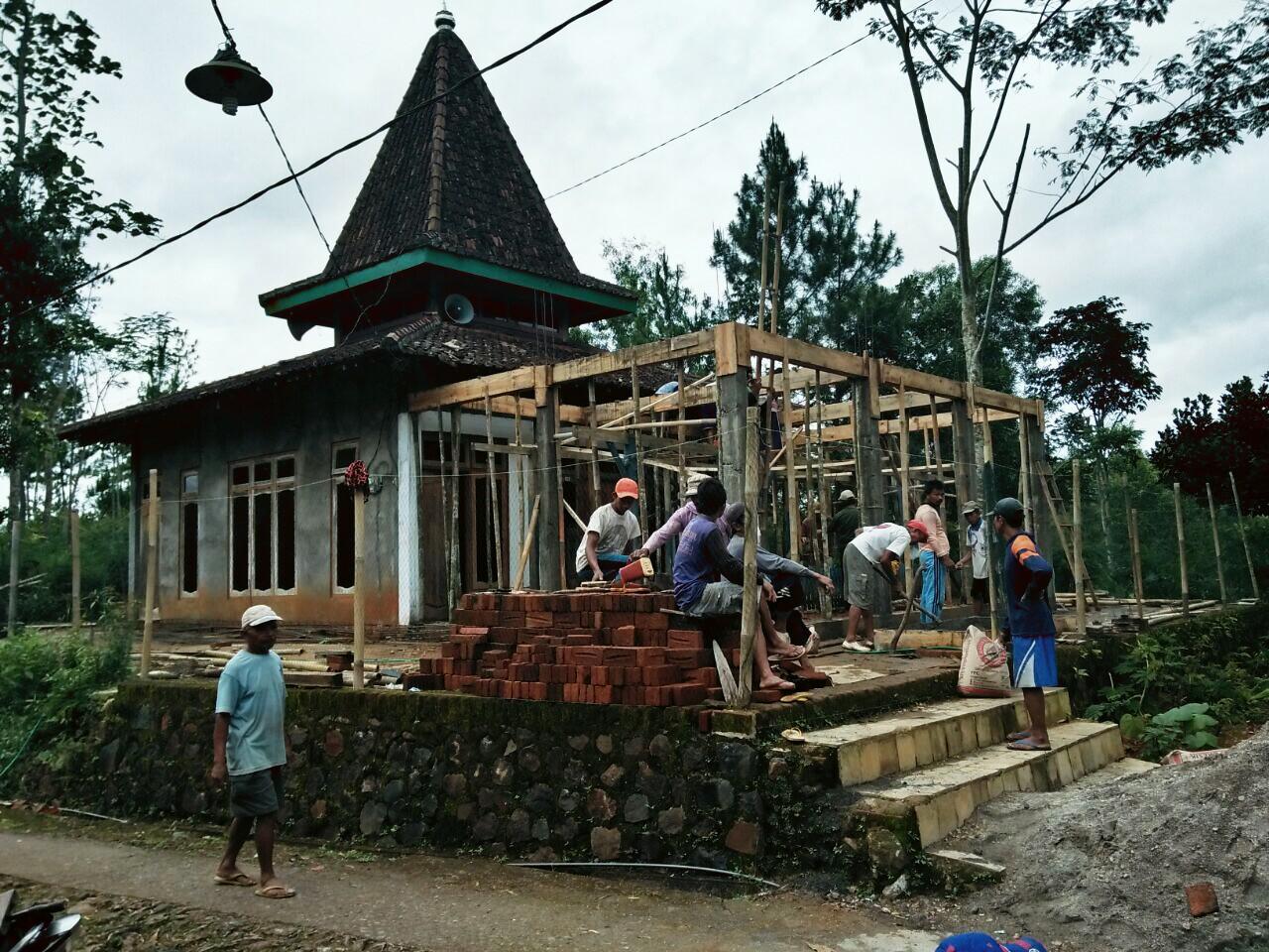 pembangunan Masjid An Nur