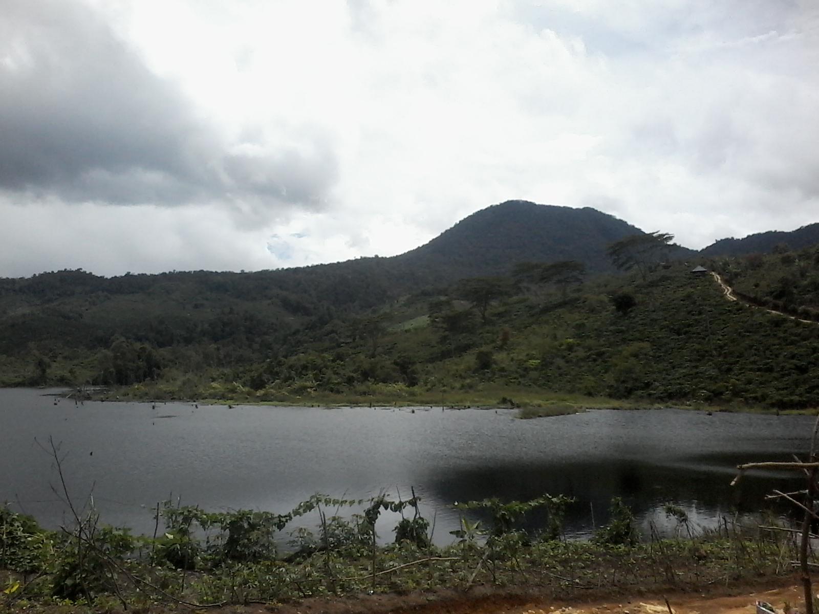 Danau Deduhuk Rantau Dedap