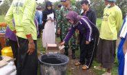 Petani Desa Bancar Sampaikan Terima Kasih Telah Diadakan Gerakan Penyemprotan Massal