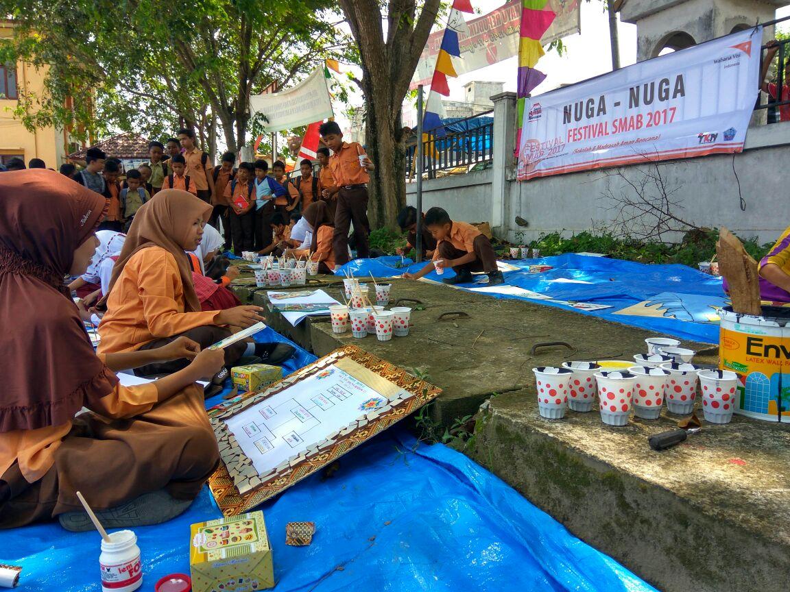 Peserta Festival SMAB 2017