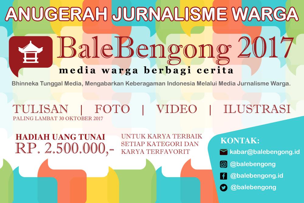 Anugerah Jurnalisme Warga 2017