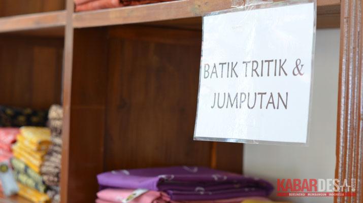 Batik Papringan Banyumas - Jumputan