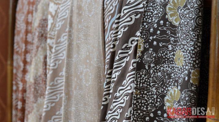 Batik Papringan Banyumas - Motif