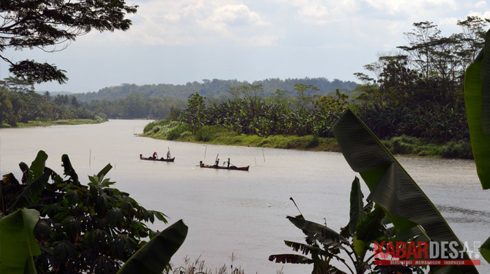 Batik Papringan Banyumas - Sungai Serayu