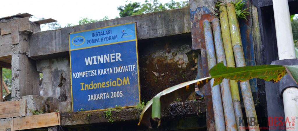 Sudiyanto - Pemenang Kompetisi IndonesiaDM 2005