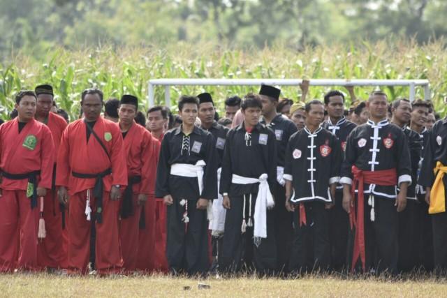 Upacara HUT RI ke-72 di Desa Karangpatihan