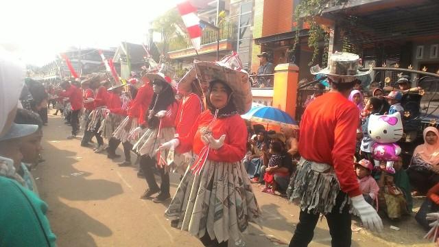 Karnaval Desa Madiredo