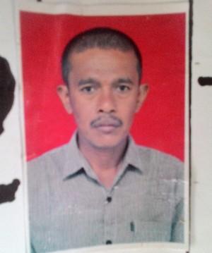 Teuku Angkasah Kepala Desa Tuha Lala Terpilih Periode 2017-2023. Foto : Mamdudi Bin Arrahman