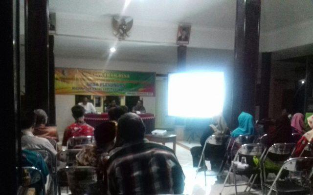 Foto Musyawarah Desa