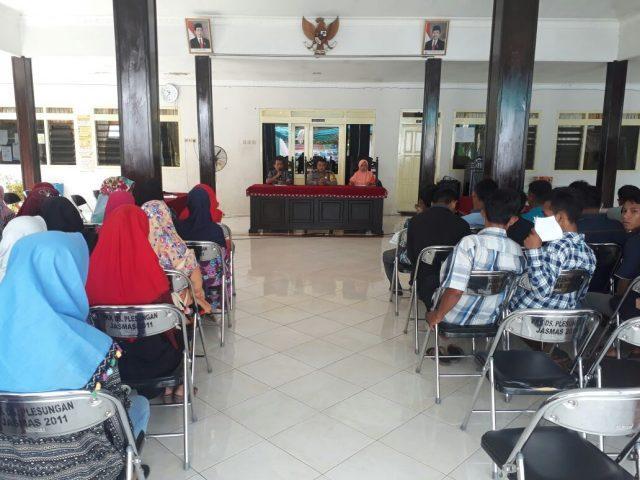 Pemerintah Desa Plesungan Bagi-bagi DAK & BOSDA