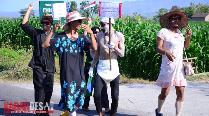 Karnaval Desa Sabranglor - Foto 10