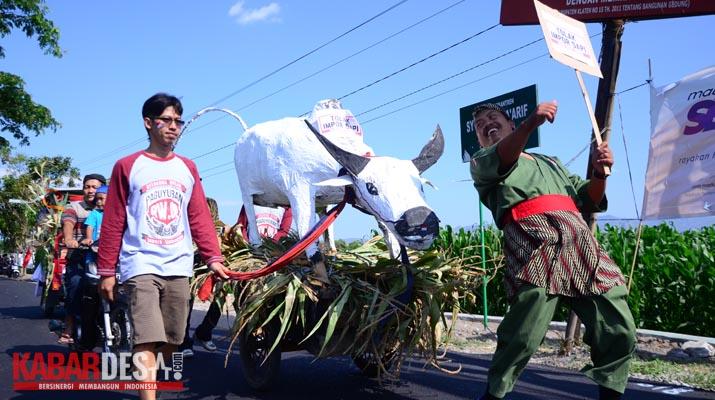 Karnaval Desa Sabranglor - Foto 12