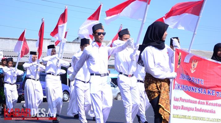 Karnaval Desa Sabranglor - Foto 2