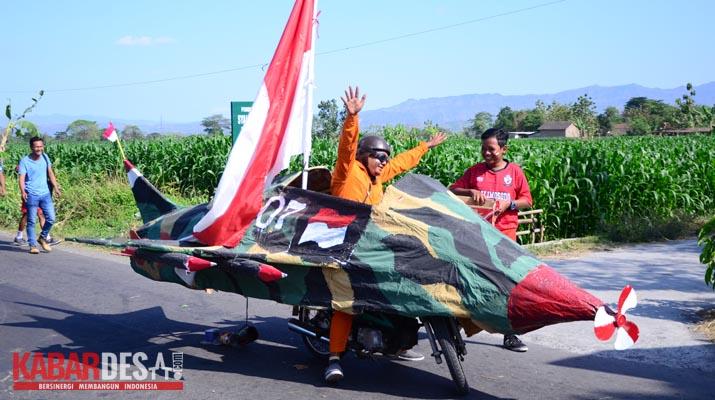 Karnaval Desa Sabranglor - Foto 9